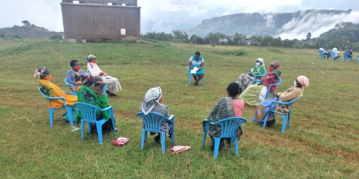 Community Consultation in Uganda