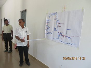 Disaster risk management planning on distric-level