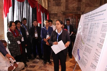 Status report from Nepal