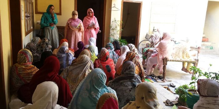 Dialogues bridging gender divides in Khyber Pakhtunkhwa