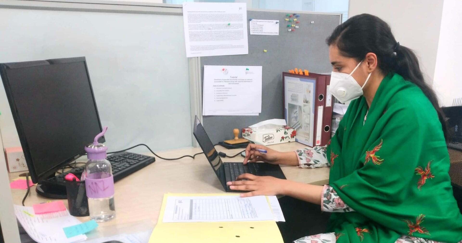 Gul Rukh Mehboob, GIZ Technical Advisor