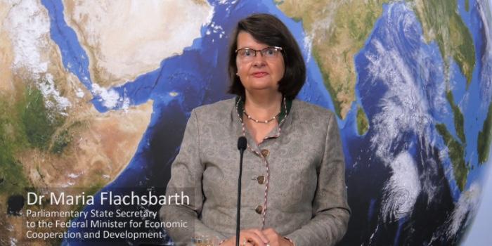 Dr. Maria Flachsbarth, Parliamentary State Secretary, BMZ