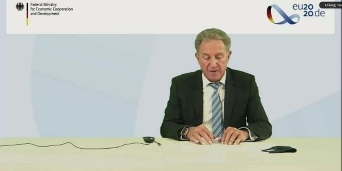 Norbert Barthle, Parliamentary State Secretary, BMZ