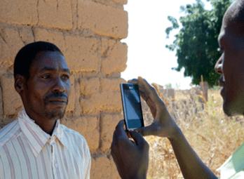 Beneficiary enrolment in rural Tanzania
