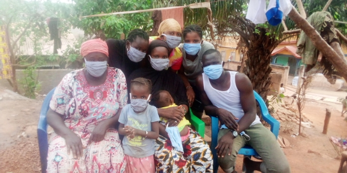 From Ebola to COVID-19 in Guinea