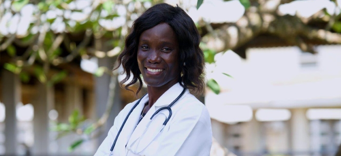 Dr Siana Jackson Mentoe