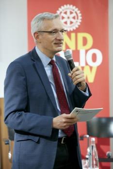 State Secretary Martin Jäger, BMZ