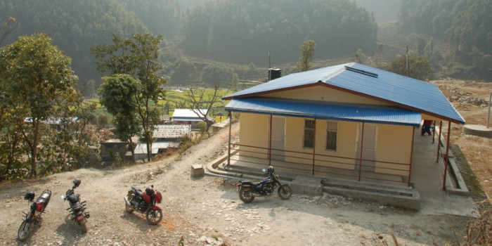 Bringing the power of digital data to rural Nepal
