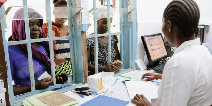 openIMIS: Health and social protection's digital backbone
