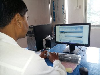 Claims submission via IMIS in Nepal