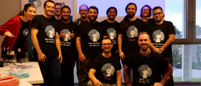 First openIMIS Developers' Committee meeting, February 2019