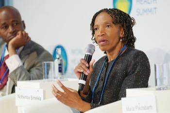 Dr Princess Nothemba Simelela