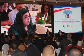 Ali Asjad Malhi shares Pakistani experience