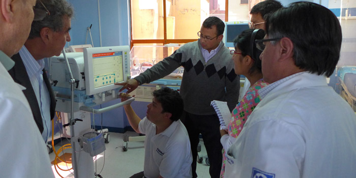 Achieving more together: A public private partnership to support children with heart diseases in Bolivia