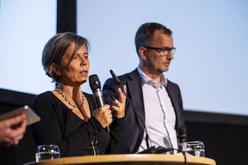 Kerstin Nagel and Axel Klaphake