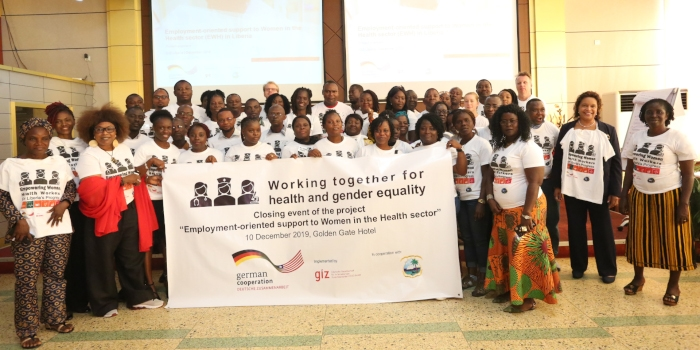 Working together for health and gender equality