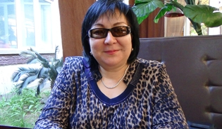 Dr Dinara Mambetalieva is responsible for intensive care at the Perinatal Care Centre in Bishkek, Kyrgyzstan
