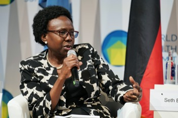 Ruth Aceng, Minister of Health, Uganda