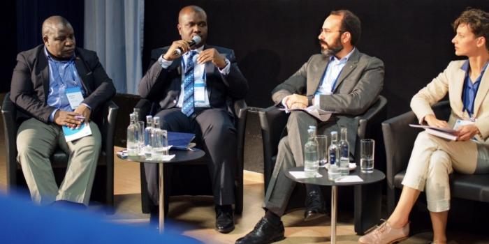 Panellists discuss UHC