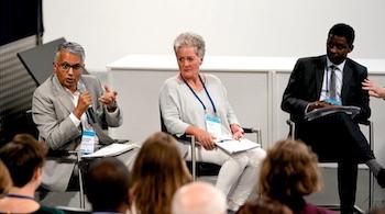 Dr Syed/WHO, Dr Annegret Kiefer/Eichsfeld Hospital, Prof. Yadeta Dessie/Haramaya University
