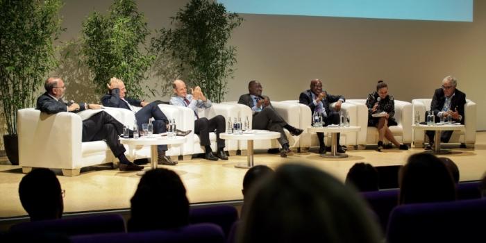 Panel discusses pandemic preparedness