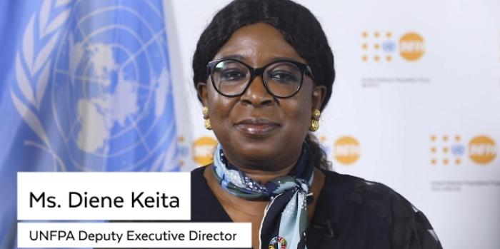 Diene Keita, Deputy Director, UNFPA