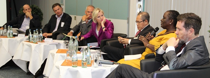 UHC Panel participants