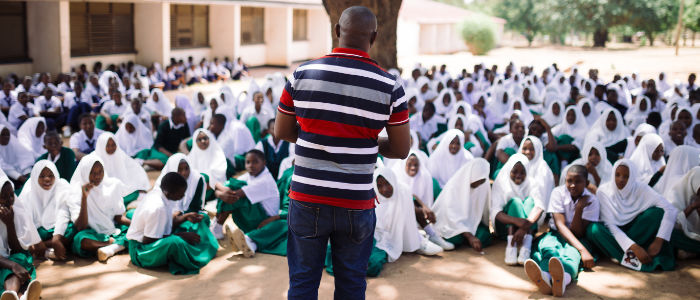 Information campaigns have been conducted in schools of Mtwara region to inform children about the modalities to enrol in Community Health Funds and the benefits provided by the insurance package.