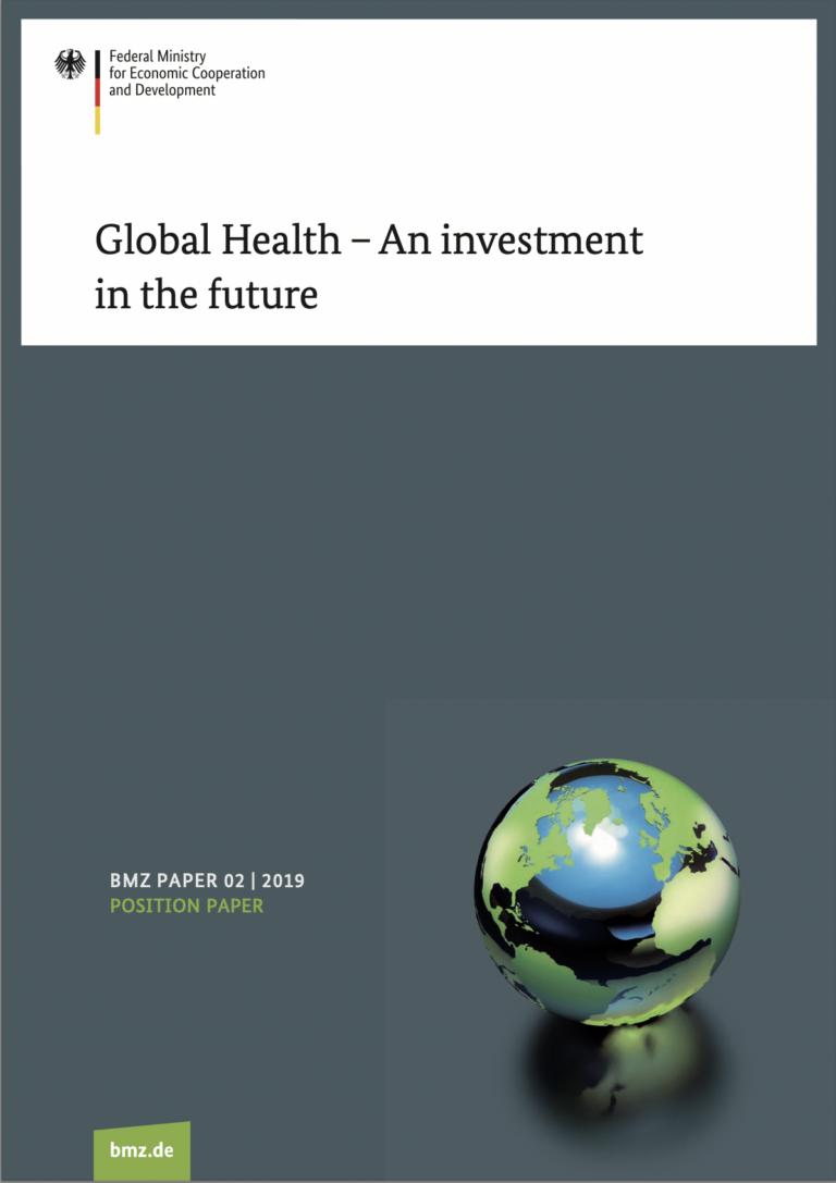BMZ Position Paper Global Health
