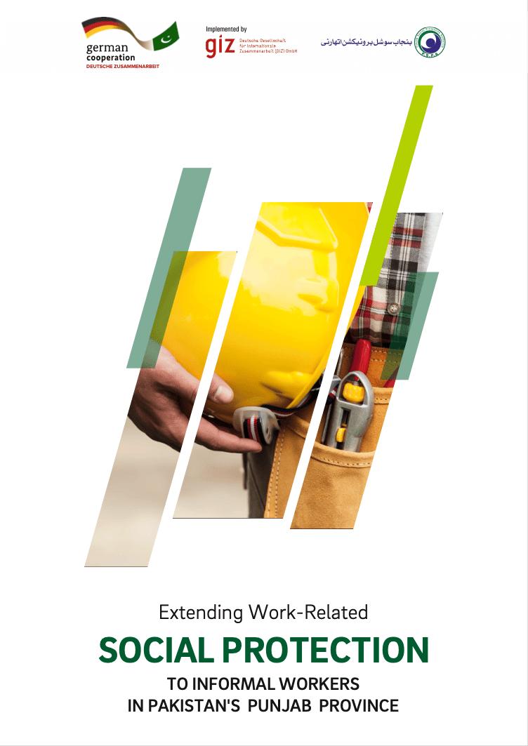 Extending work-related SP to informal workers in Pakistan